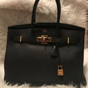 Handbags - Hermes Birkin 35